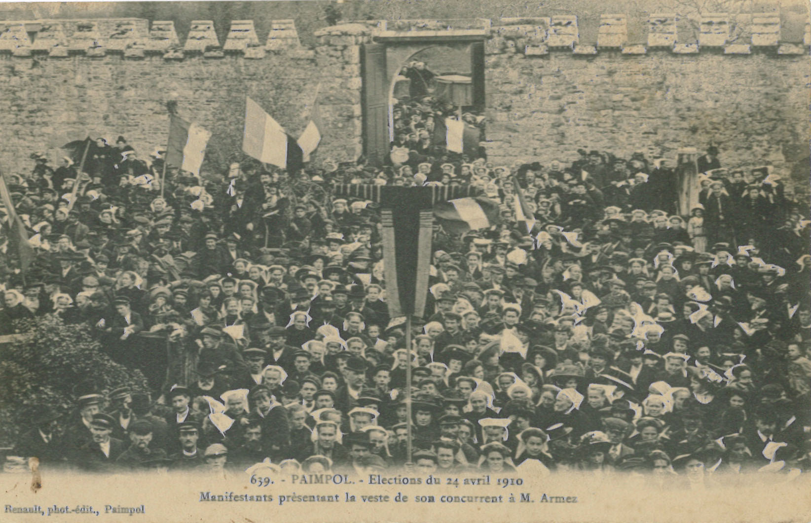 Election du 24 avril 1910